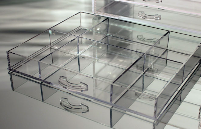 The Clear Cube